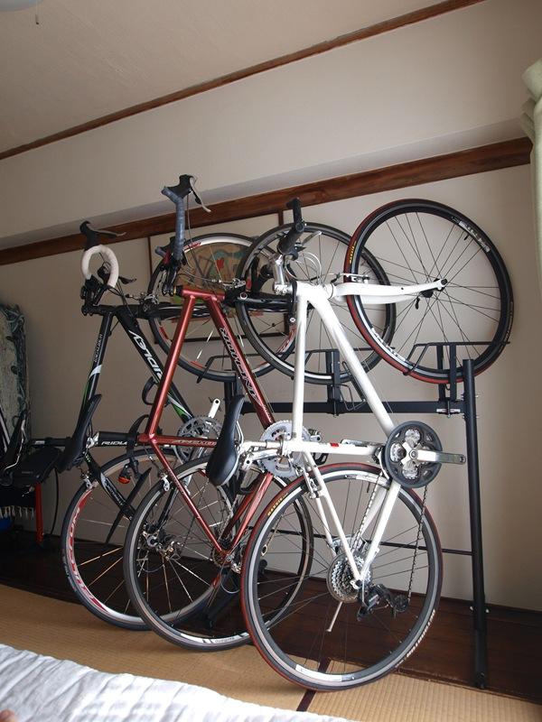 BitArts Blog  (自転車)室内駐輪場