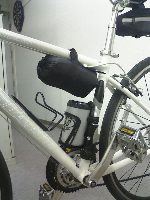 自転車)輪行袋とか - BitArts